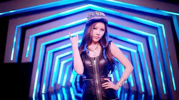 T-ara Sugar Free Qri Teaser