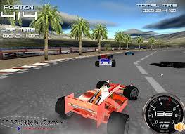 Formula 1 Gerçek Yarış 2 Oyunu