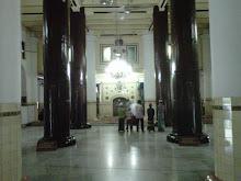 4 Tiang Masjid WALISONGO.