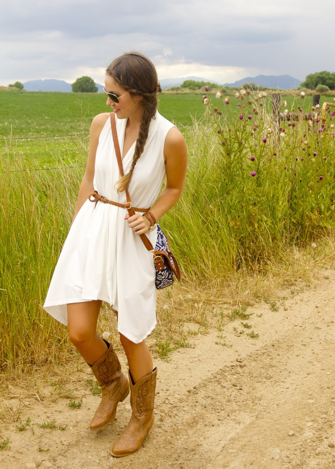 Outfits Summer with cowboy boots advise to wear for autumn in 2019