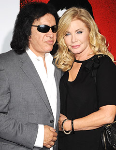 Southern Lifestyle Rocker Gene Simmons And Canadian Model Actress Shannon Tweed Married