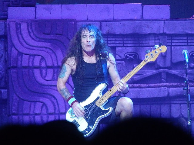 Book Of Soul Tour 2016 - 60+ photos & review of Iron Maiden in Perth 14/05/2016