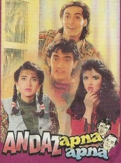 Andaz Apna Apna (1994) Watch Online