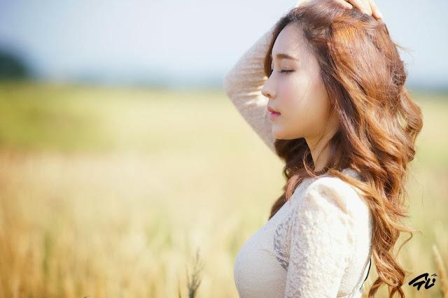 4 Im Min Young outdoor -Very cute asian girl - girlcute4u.blogspot.com