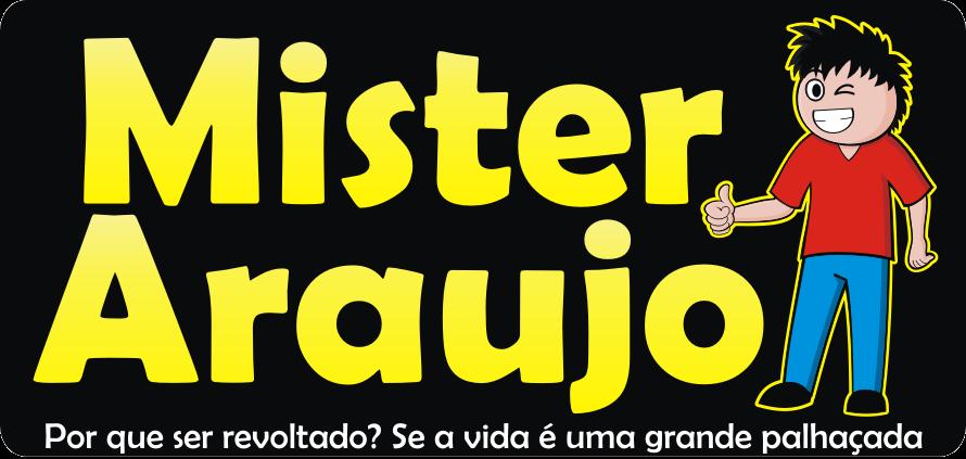 Mister Araujo Tirinhas