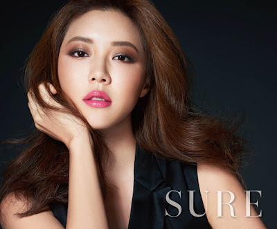 Park Han Byul - Sure Magazine October Issue 2015