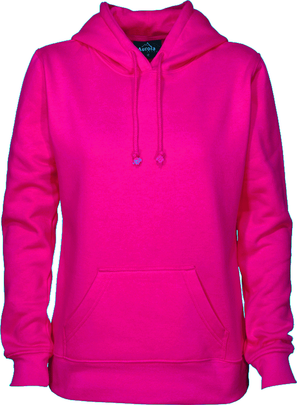 Hot Pink Sweatshirt | Fashion Ql