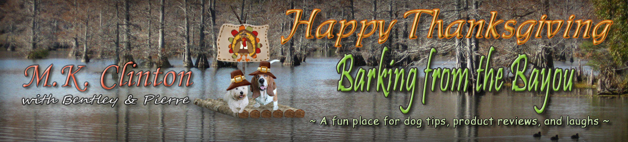 Barking from the Bayou