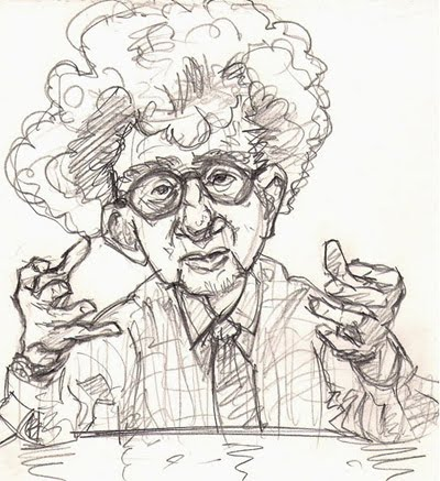 Periodic videos caricature of the professor this caricature of professor poliakoff from the periodic table of videos was sent by a viewer named nick and is reproduced with his permission urtaz