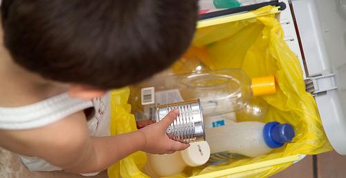 Reciclaje de envases domiciliarios