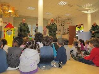 guardie ecologiche - educazione ambientale nelle scuole