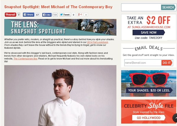 http://www.sunglasswarehouse.com/blog/the-contemporary-boy