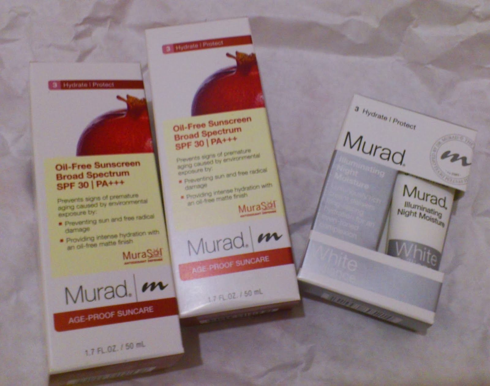 Murad Oil Free Sunscreen SPF30