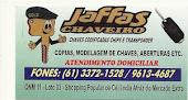 Jaffas Chaveiro