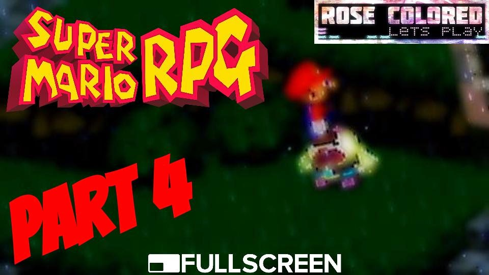 Super Mario RPG would later inspire the Paper Mario series of video games by Nintendo