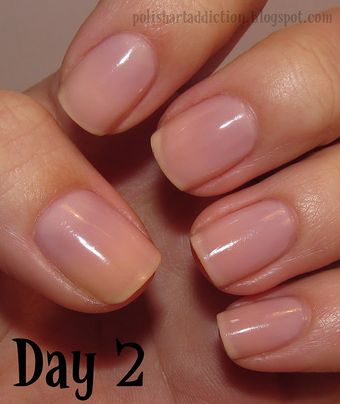 Nutra Nail Gel Perfect - Review & Wear Test
