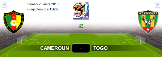 ... Regarder Match En direct Cameroun vs Togo Sur Al jazeera sport Le 23