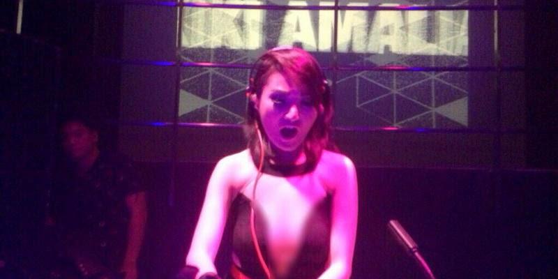 Kiki Amalia Tak Pakai Baju Seksi Saat nge-DJ