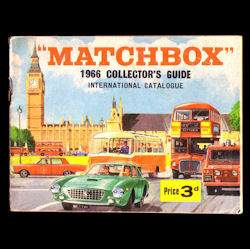 Collecting Vintage Toys: Matchbox Collector's Guide ...