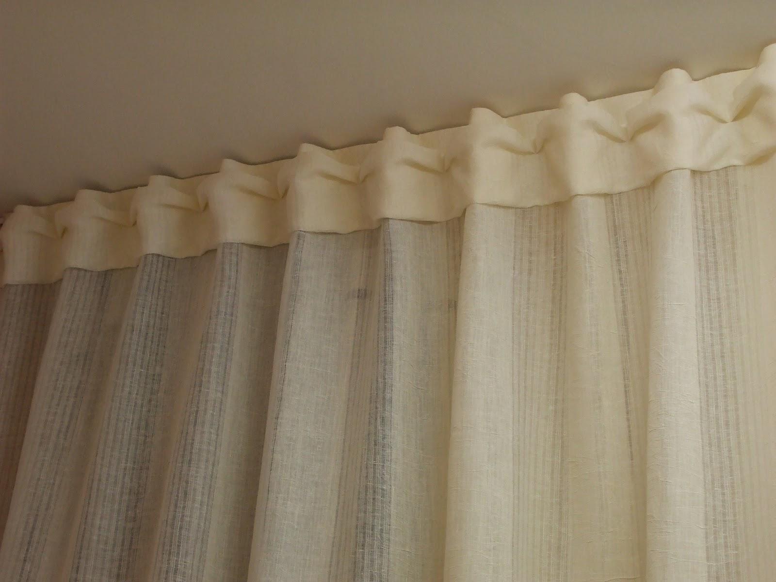 Claves para que el buen gusto impere en tu hogar for Ganchos para recoger cortinas