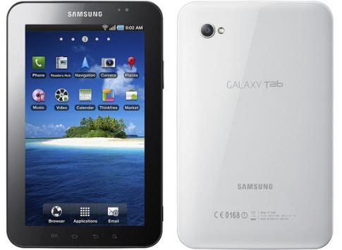Harga Tablet Samsung Galaxy Tab P 1000 Baru: Rp 4.700.000,00