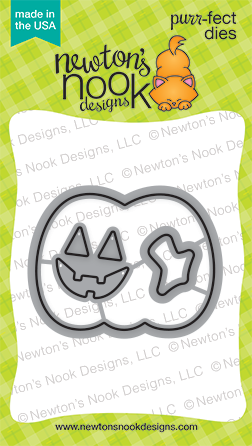 Pick-a-Pumpkin Cutting Die set | Newton's Nook Designs #newtonsnook #pumpkin