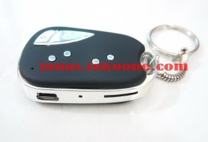 Remote Mobil dengan Kamera Tersembunyi