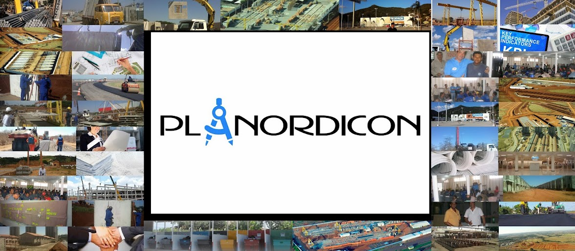 PLANORDICON ENGENHARIA - Planejamento, Organização, Direção e Controle de Obras e Projetos
