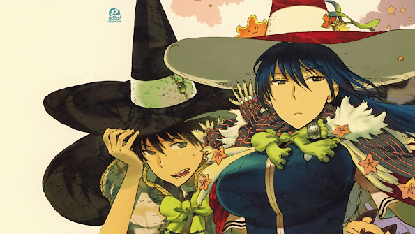 Witch Craft Works Anime 9b