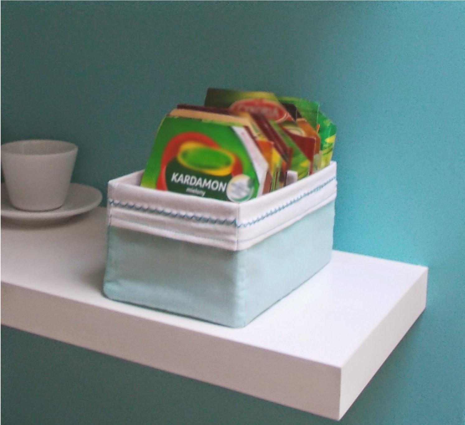wyściółka bawełniany pojemnik