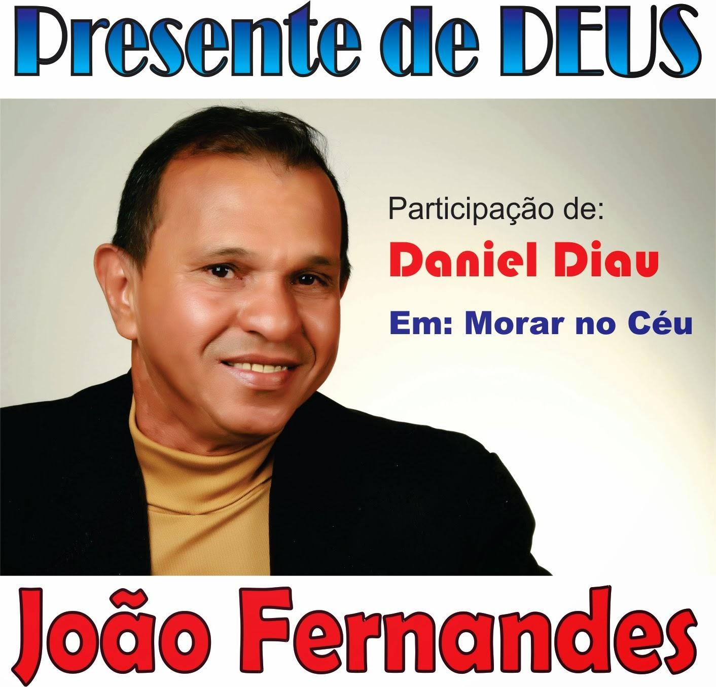 João Fernandes. Ex-contrabaixista deixa carreira para gravar CD gospel.