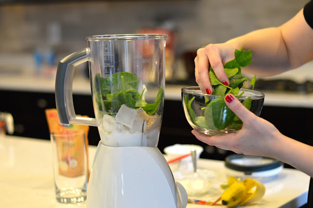 how-to-make-green-smoothie