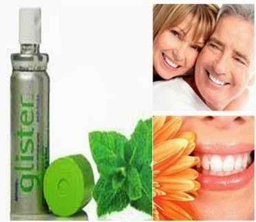 glister spray bucal