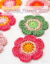 #Crochet_Flowers_2020