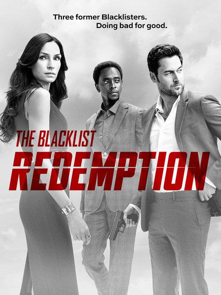 The Blacklist: Redemption 2017 1ª Temporada Torrent – WEB-DL 720p Dual Áudio