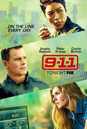9-1-1 - 2ª Temporada Legendada Séries Torrent Download capa