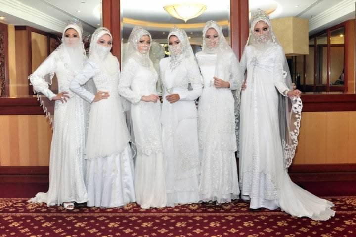 Butik Udaimatunnur, baju dye sangat muslimah, cantik!!
