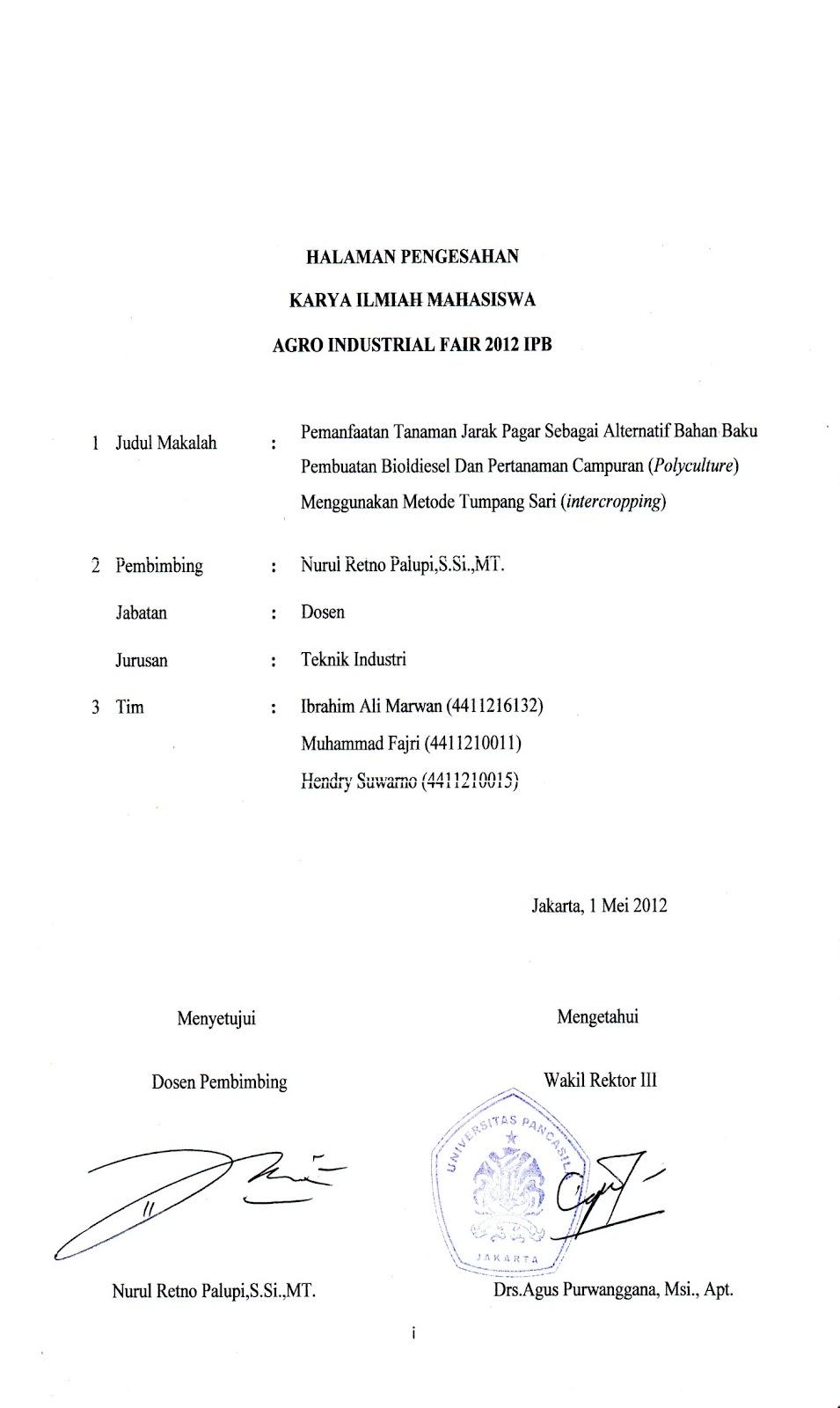 tulis skripsi laporan makalah karya ilmiah dan karya tulis lainnya