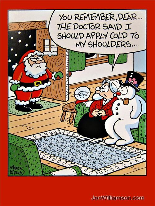 Funny picture humor funny christmas cartoons