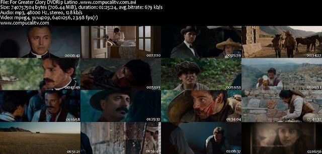Cristiada La Verdadera Historia DVDRip Español Latino 2012