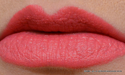 Wet N Wild Megalast Lipstick in Don't Blink Pink
