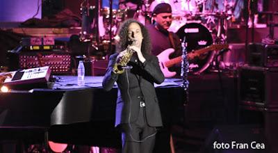 Crónica concierto Michael Bolton y Kenny G Segovia Julio 2011 por Fran Cea