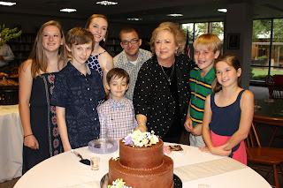 Montgomery Catholic Preparatory School Celebrates Retirement of Lynn Downes 3
