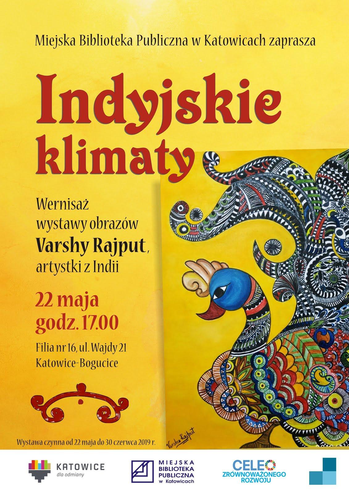Varsha Rajput i jej indyjskie klimaty