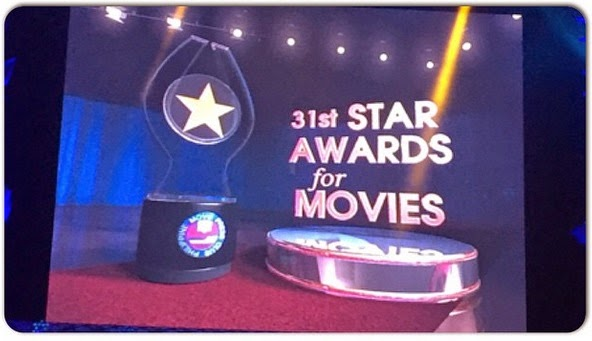 31st PMPC Star Awards for Movies 2015 List of Winners