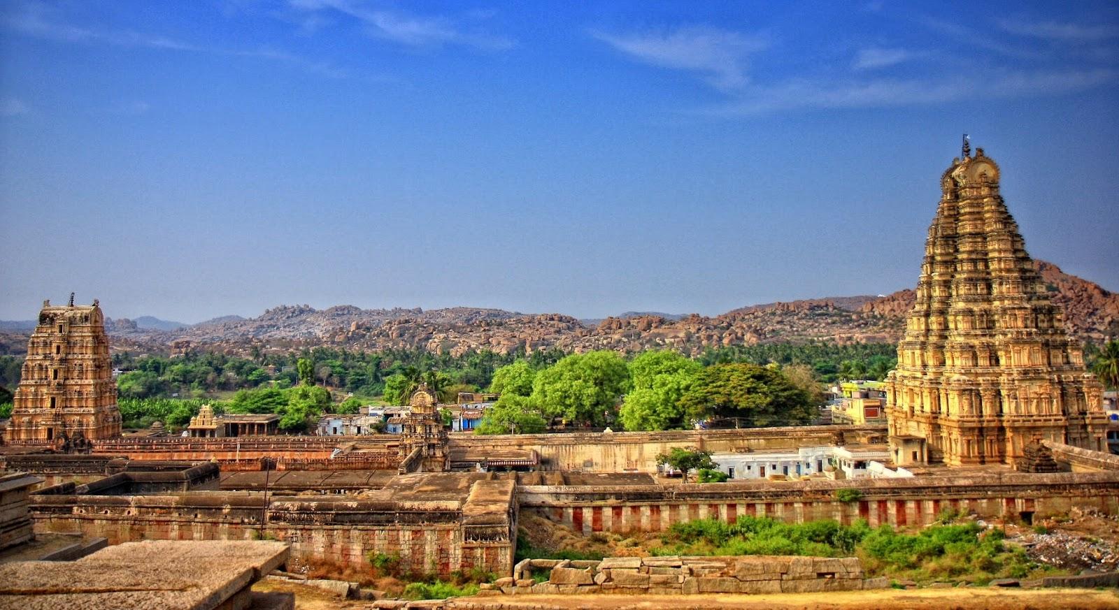 Travel With Me Hampi In Karnataka State India