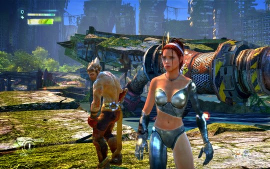 ENSLAVED : ODYSSEY TO THE WEST PREMIUM EDITION full download