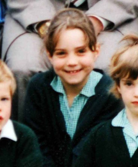 kate middleton childhood. kate middleton childhood. to