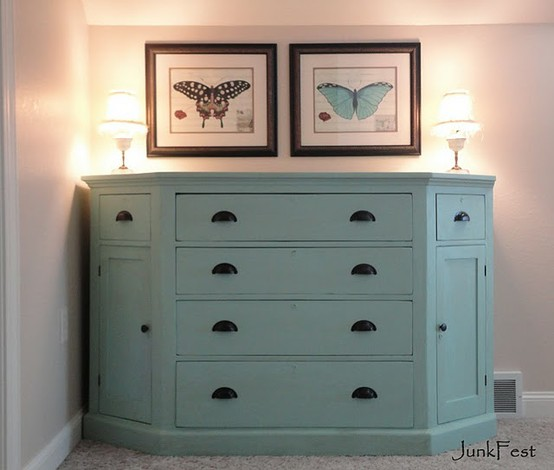 Great Bedroom Ideas For Girls From Age 8 Plus......I Love Tiffany Blue  Teamed With Greens Or Hot Pink. Here Are Some Ideas :