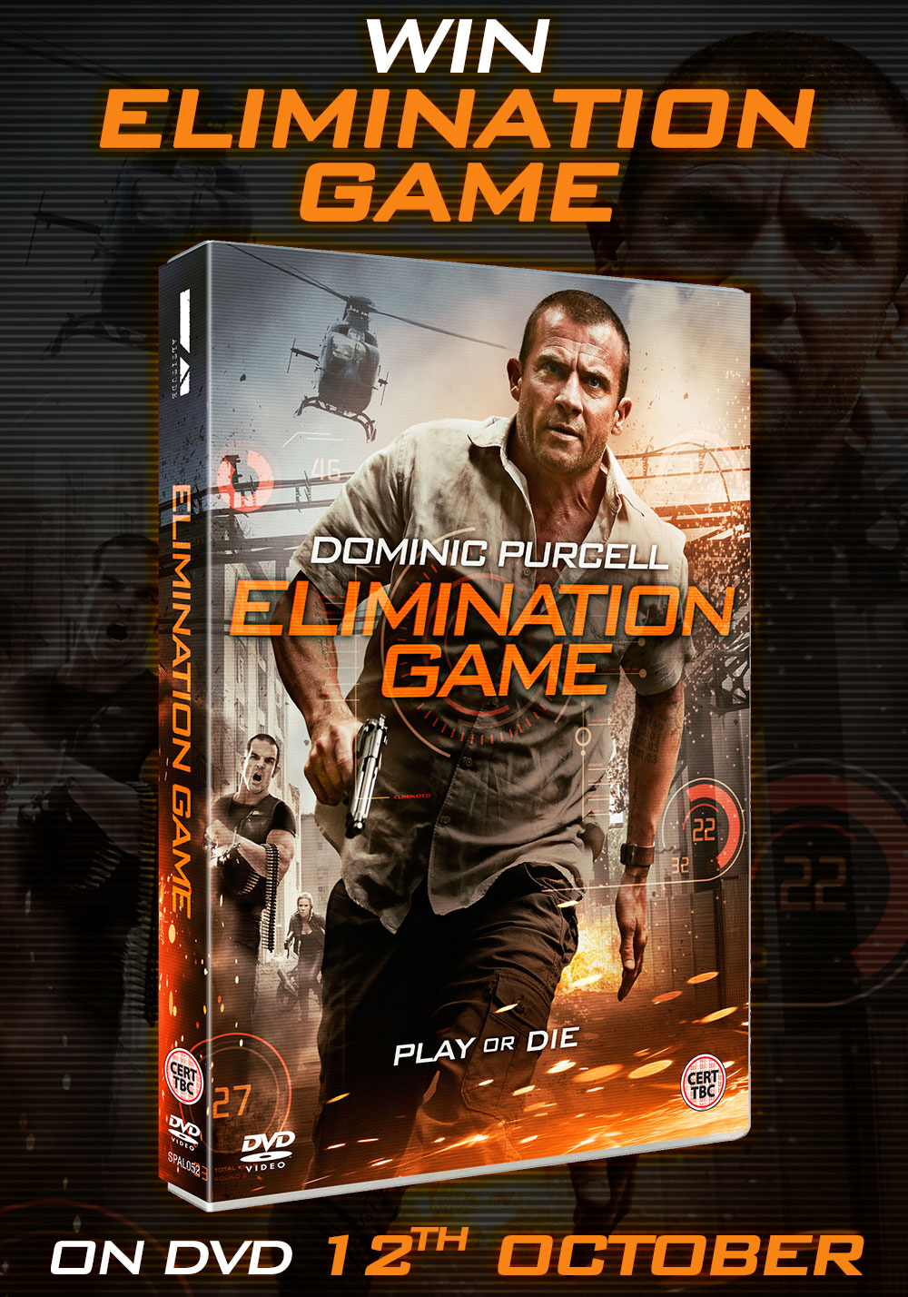 Elimination Game Movie Win a Copy of Elimination Game